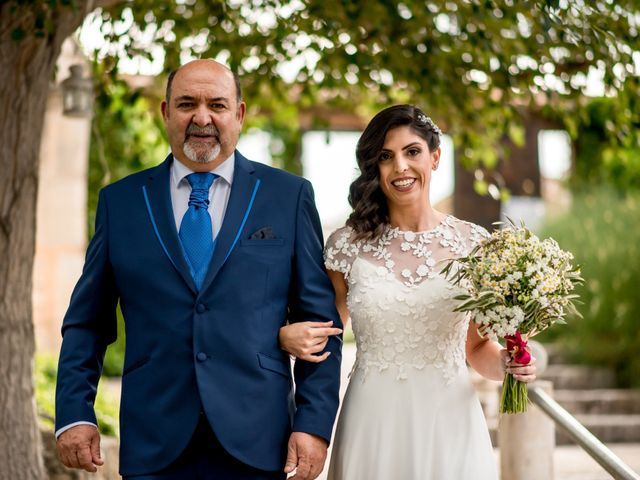 La boda de Juanma y Silvia en Sotos De Sepulveda, Segovia 13