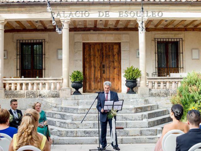 La boda de Juanma y Silvia en Sotos De Sepulveda, Segovia 17