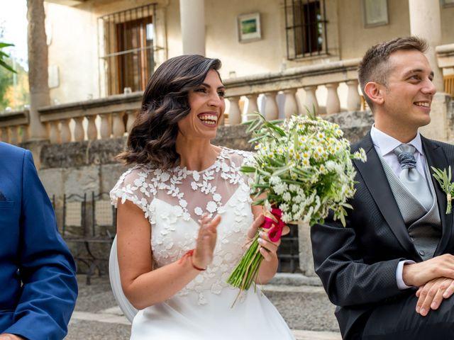 La boda de Juanma y Silvia en Sotos De Sepulveda, Segovia 18