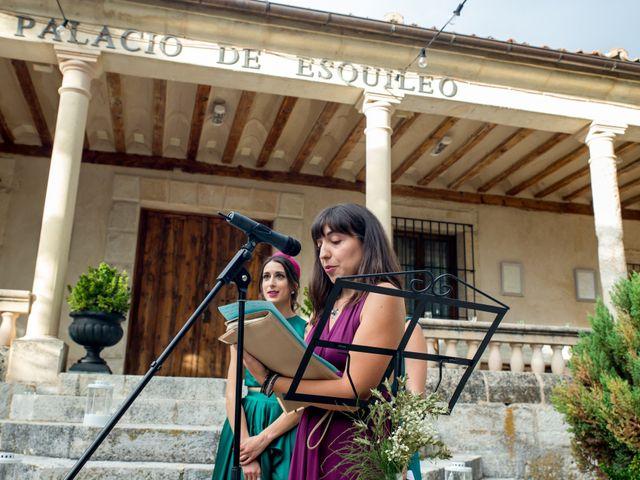 La boda de Juanma y Silvia en Sotos De Sepulveda, Segovia 19