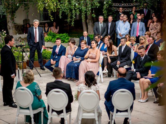 La boda de Juanma y Silvia en Sotos De Sepulveda, Segovia 20