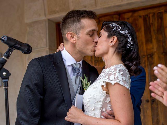 La boda de Juanma y Silvia en Sotos De Sepulveda, Segovia 23