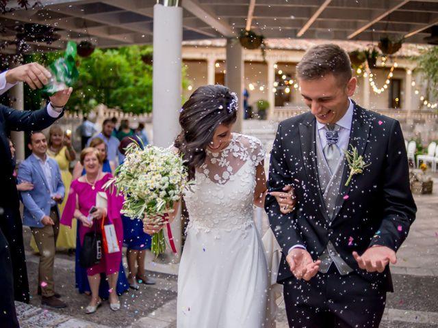 La boda de Juanma y Silvia en Sotos De Sepulveda, Segovia 24