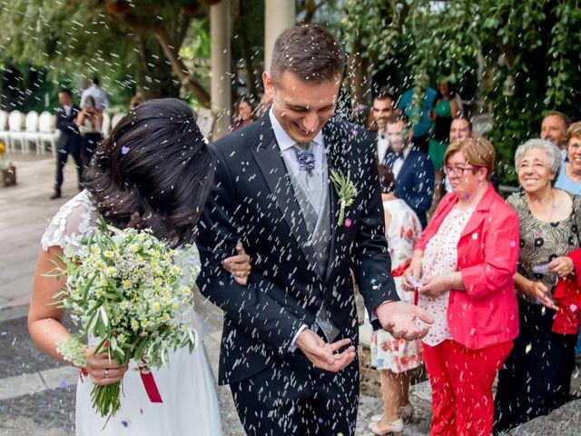 La boda de Juanma y Silvia en Sotos De Sepulveda, Segovia 25