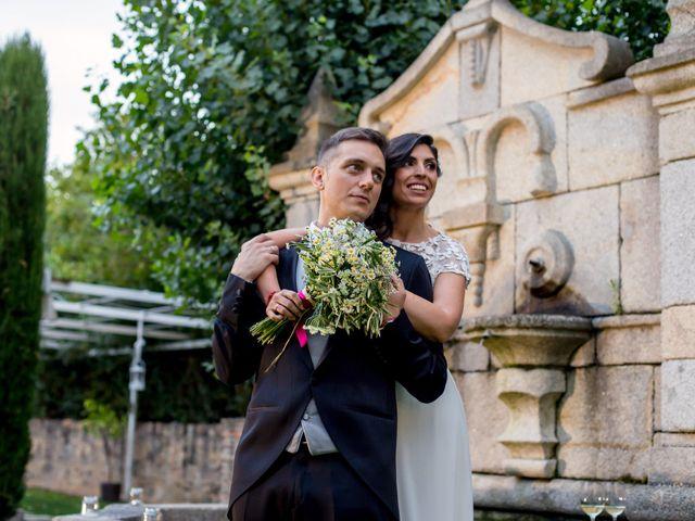 La boda de Juanma y Silvia en Sotos De Sepulveda, Segovia 27