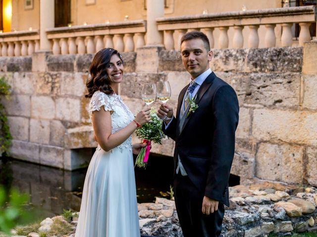 La boda de Juanma y Silvia en Sotos De Sepulveda, Segovia 28