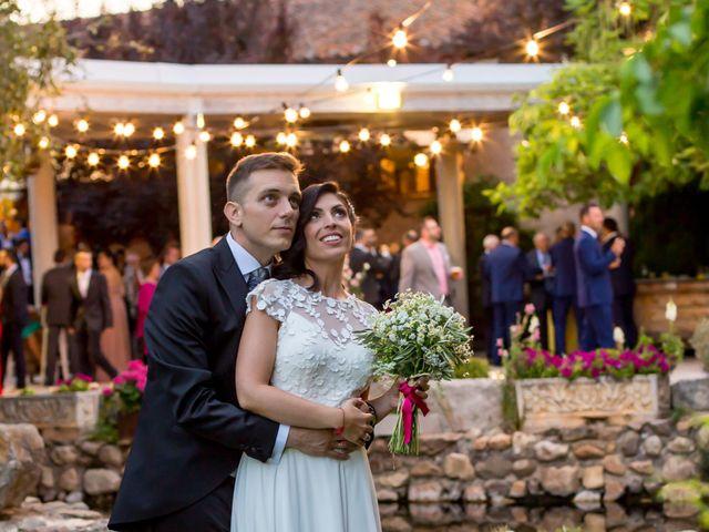 La boda de Juanma y Silvia en Sotos De Sepulveda, Segovia 30