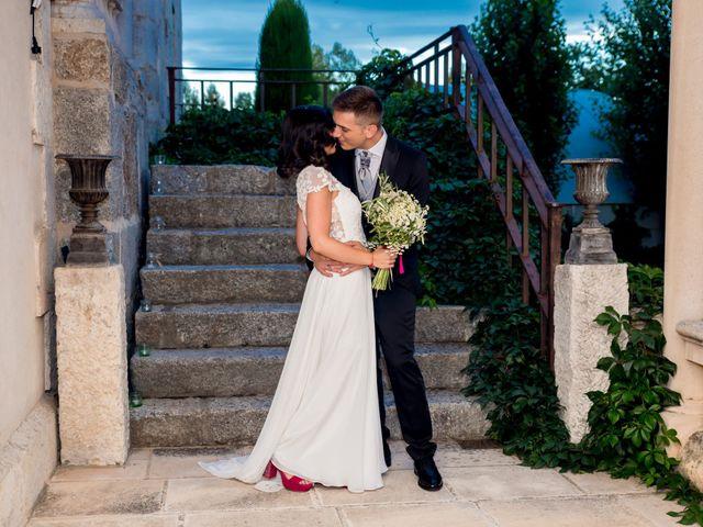 La boda de Juanma y Silvia en Sotos De Sepulveda, Segovia 32