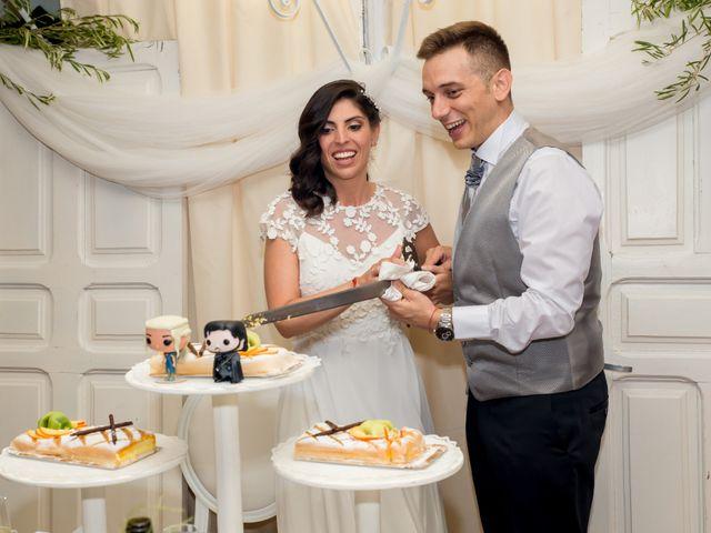 La boda de Juanma y Silvia en Sotos De Sepulveda, Segovia 40
