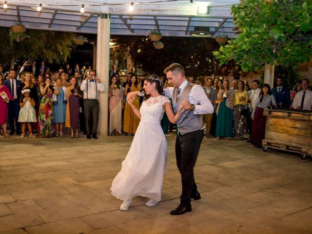 La boda de Juanma y Silvia en Sotos De Sepulveda, Segovia 41
