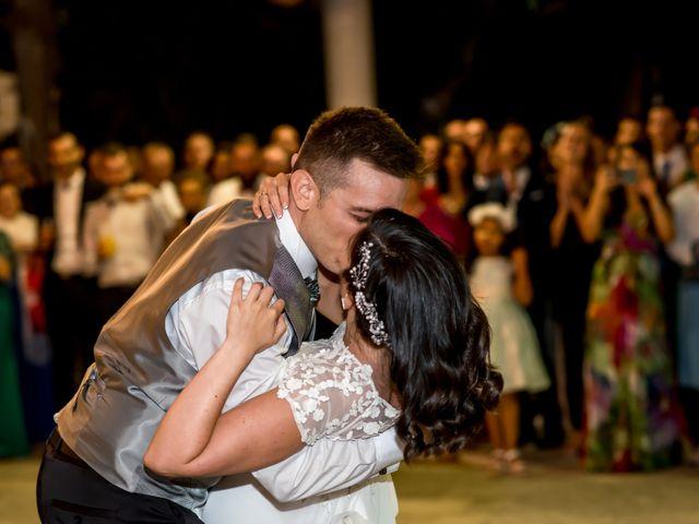 La boda de Juanma y Silvia en Sotos De Sepulveda, Segovia 45