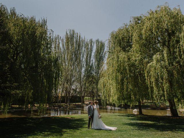 La boda de Felip y Montse en Bellvis, Lleida 22