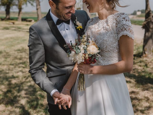 La boda de Felip y Montse en Bellvis, Lleida 1