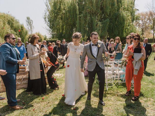 La boda de Felip y Montse en Bellvis, Lleida 10