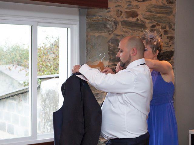 La boda de Sergio y Taty en Cambre, A Coruña 3