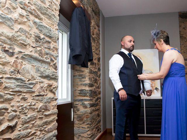 La boda de Sergio y Taty en Cambre, A Coruña 4