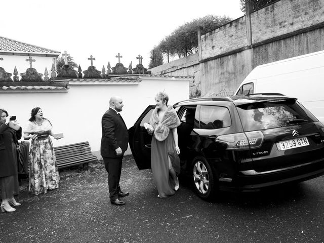 La boda de Sergio y Taty en Cambre, A Coruña 18