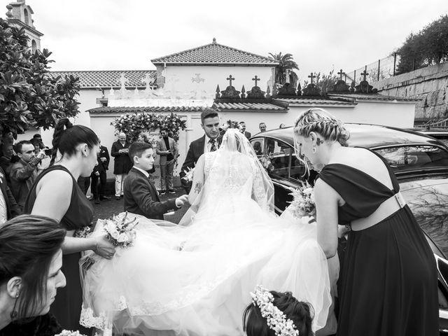 La boda de Sergio y Taty en Cambre, A Coruña 19