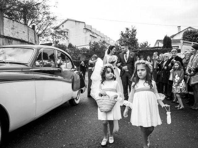 La boda de Sergio y Taty en Cambre, A Coruña 21