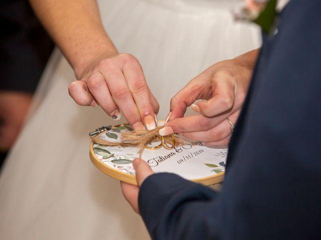 La boda de Sergio y Taty en Cambre, A Coruña 27
