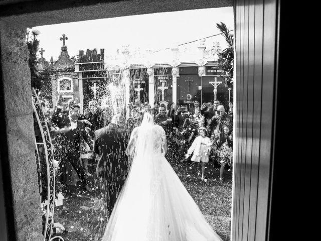 La boda de Sergio y Taty en Cambre, A Coruña 32