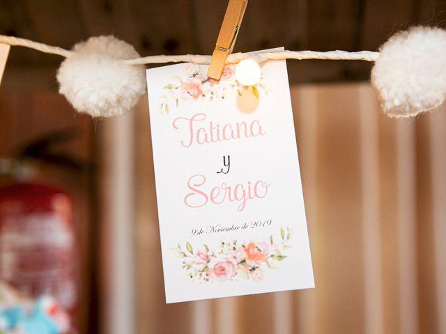 La boda de Sergio y Taty en Cambre, A Coruña 36