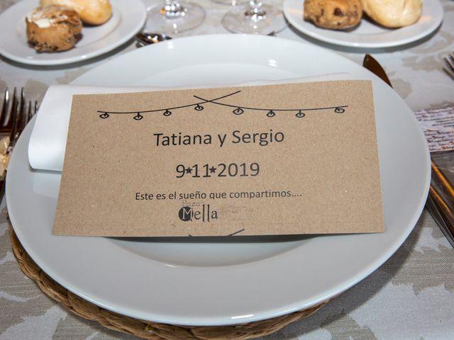 La boda de Sergio y Taty en Cambre, A Coruña 40