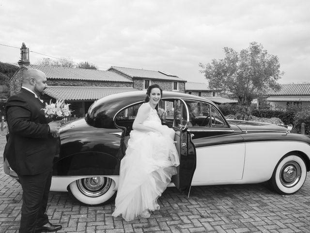 La boda de Taty y Sergio