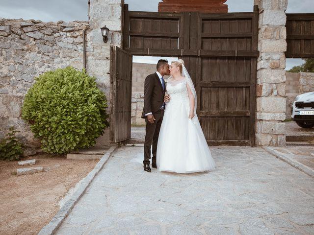 La boda de Zafiro y María en San Roman De Bembibre, León 34