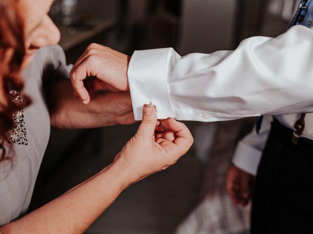 La boda de Alberto y Cristina en San Agustin De Guadalix, Madrid 6