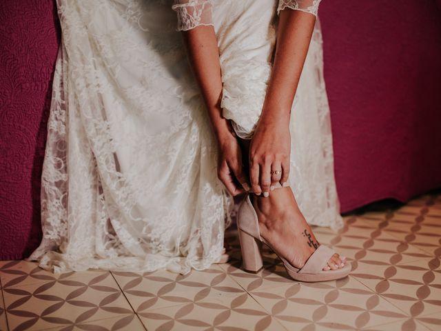 La boda de Alberto y Cristina en San Agustin De Guadalix, Madrid 22
