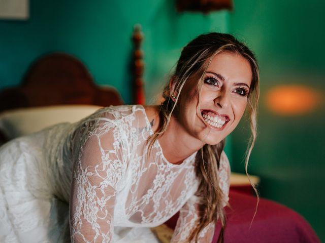 La boda de Alberto y Cristina en San Agustin De Guadalix, Madrid 23