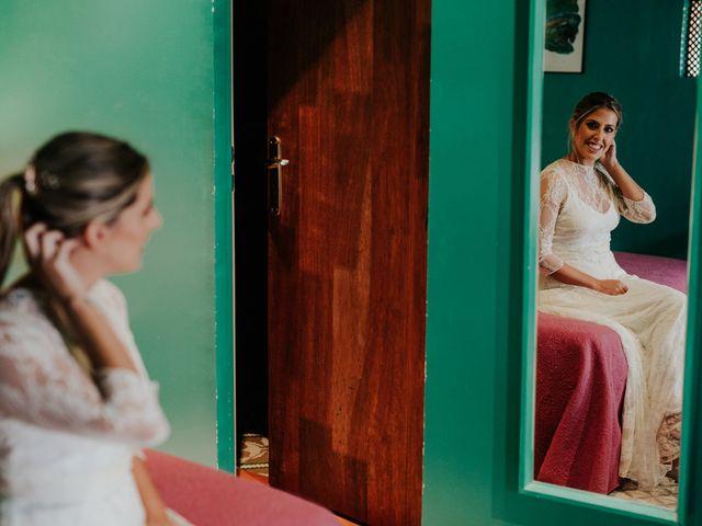 La boda de Alberto y Cristina en San Agustin De Guadalix, Madrid 25
