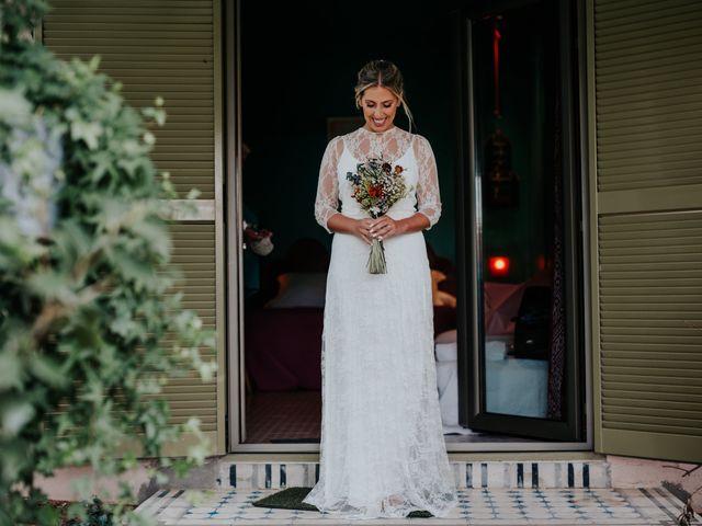 La boda de Alberto y Cristina en San Agustin De Guadalix, Madrid 26
