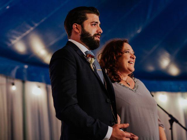 La boda de Alberto y Cristina en San Agustin De Guadalix, Madrid 30