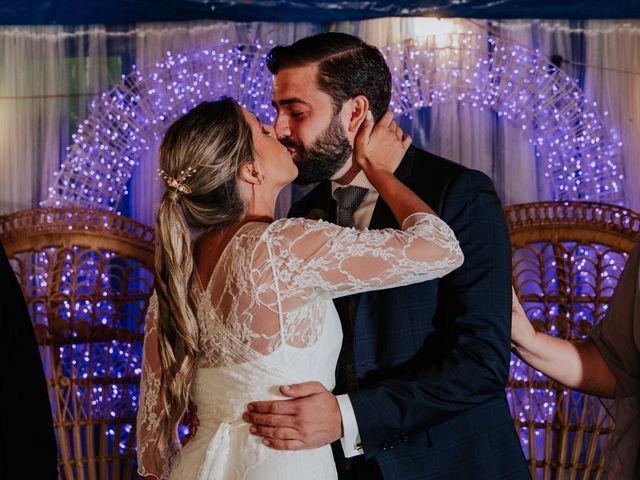 La boda de Alberto y Cristina en San Agustin De Guadalix, Madrid 34
