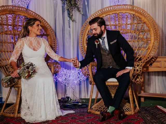 La boda de Alberto y Cristina en San Agustin De Guadalix, Madrid 35
