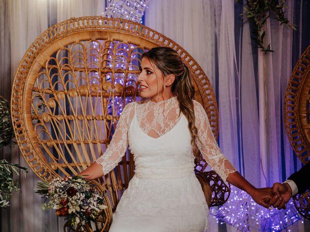 La boda de Alberto y Cristina en San Agustin De Guadalix, Madrid 36