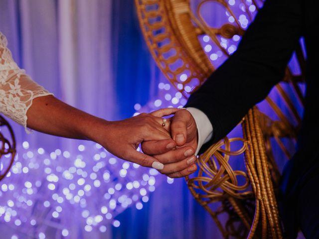 La boda de Alberto y Cristina en San Agustin De Guadalix, Madrid 38