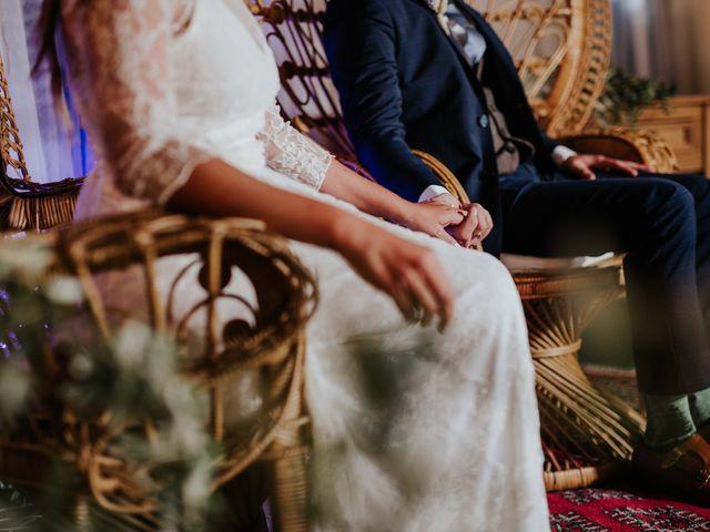 La boda de Alberto y Cristina en San Agustin De Guadalix, Madrid 40