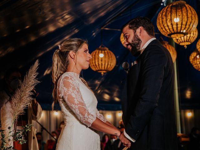 La boda de Alberto y Cristina en San Agustin De Guadalix, Madrid 41