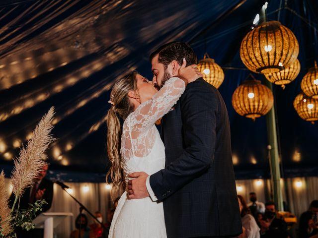 La boda de Alberto y Cristina en San Agustin De Guadalix, Madrid 43