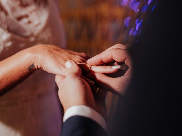 La boda de Alberto y Cristina en San Agustin De Guadalix, Madrid 46
