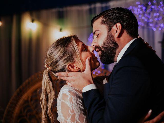 La boda de Alberto y Cristina en San Agustin De Guadalix, Madrid 47