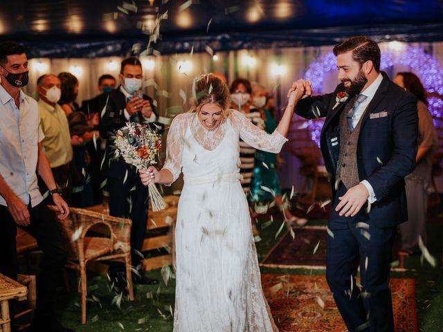La boda de Alberto y Cristina en San Agustin De Guadalix, Madrid 51