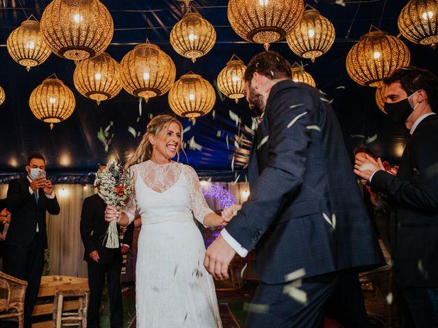 La boda de Alberto y Cristina en San Agustin De Guadalix, Madrid 52