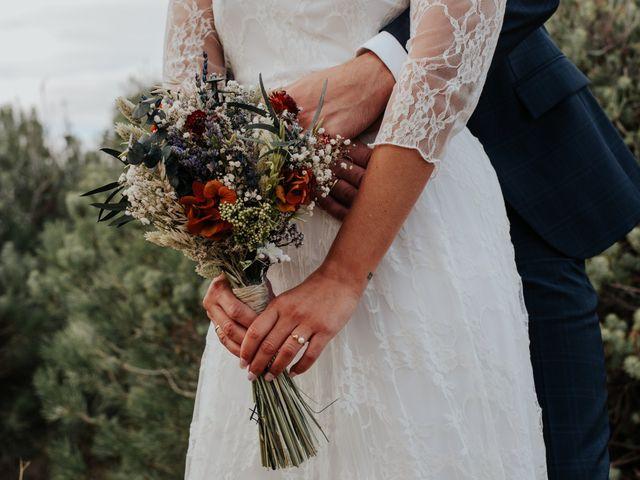 La boda de Alberto y Cristina en San Agustin De Guadalix, Madrid 55