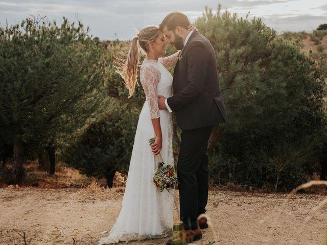 La boda de Alberto y Cristina en San Agustin De Guadalix, Madrid 58