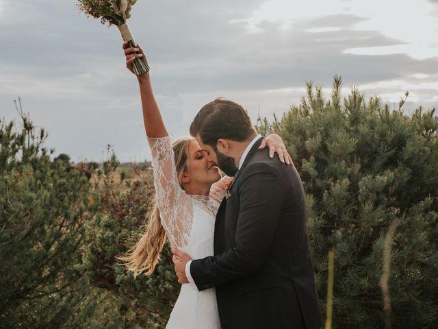 La boda de Alberto y Cristina en San Agustin De Guadalix, Madrid 59