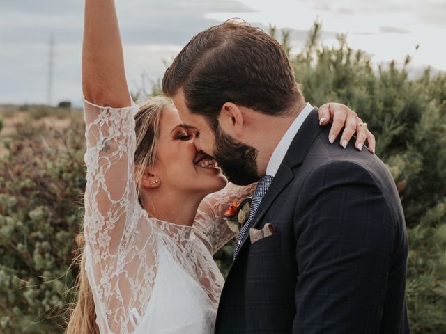 La boda de Alberto y Cristina en San Agustin De Guadalix, Madrid 60